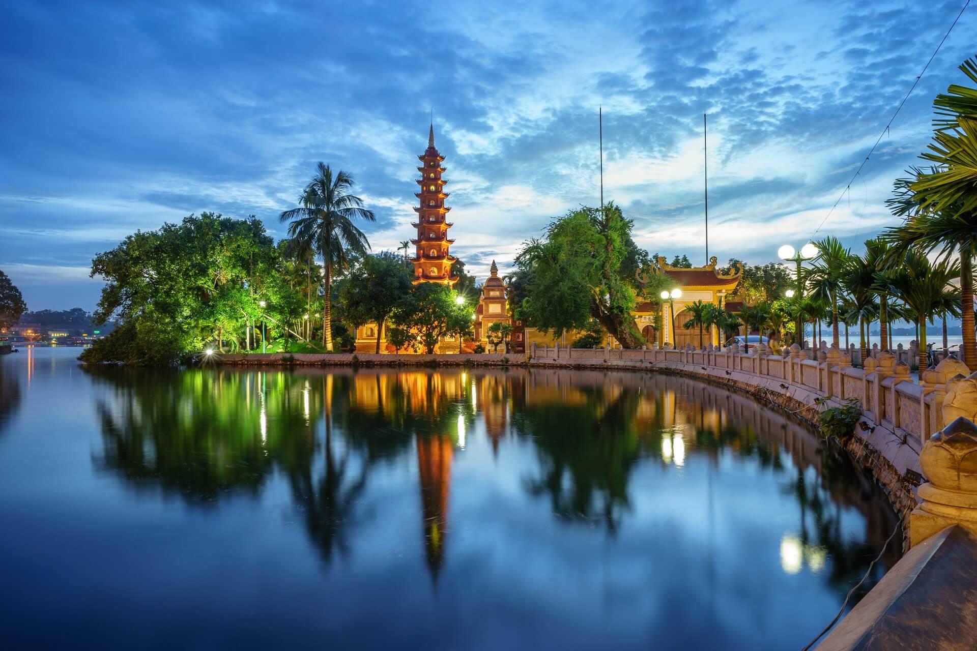 Hanoi Vietnam_749778241