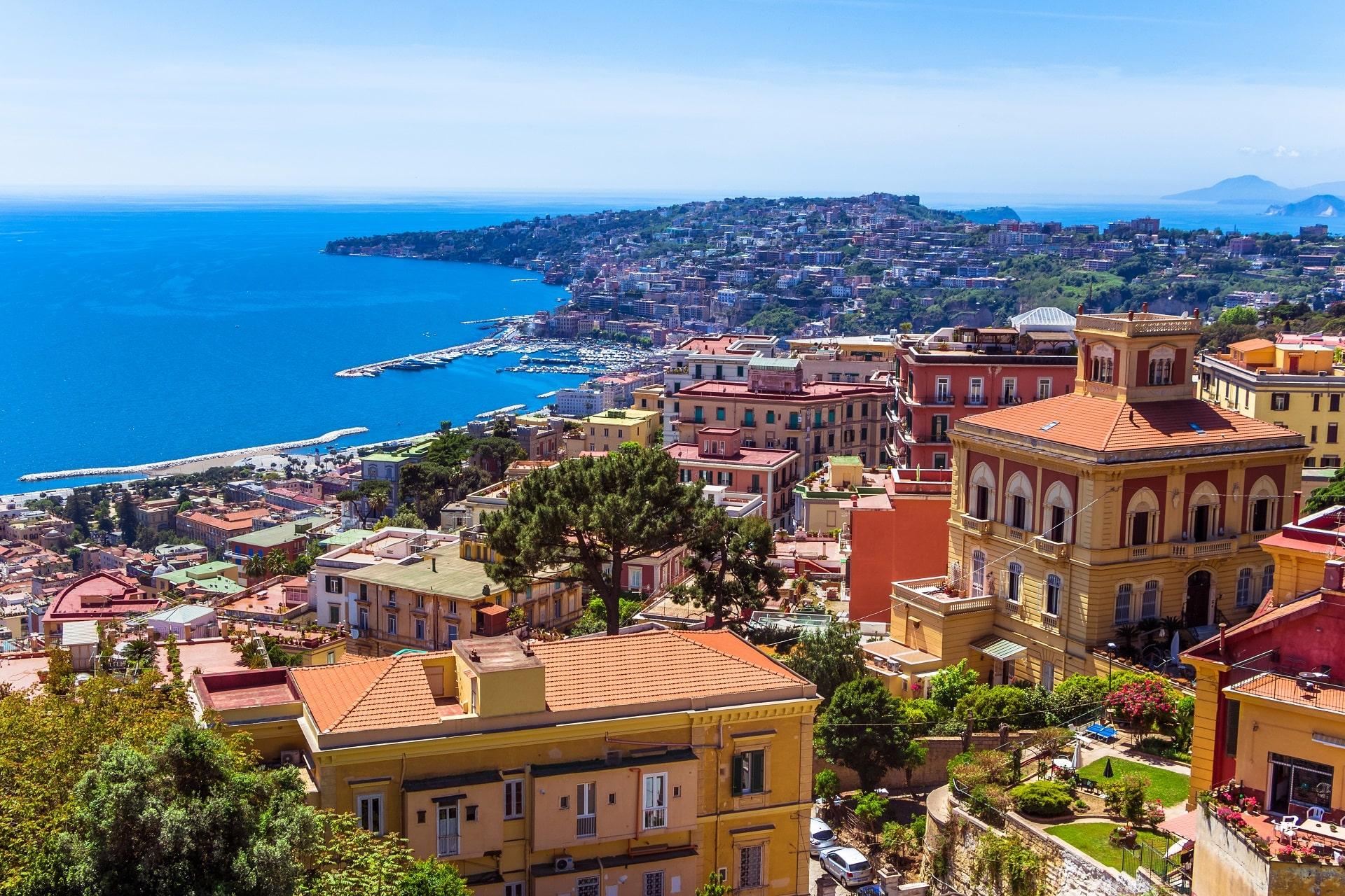 Naples-Panorama-Italy