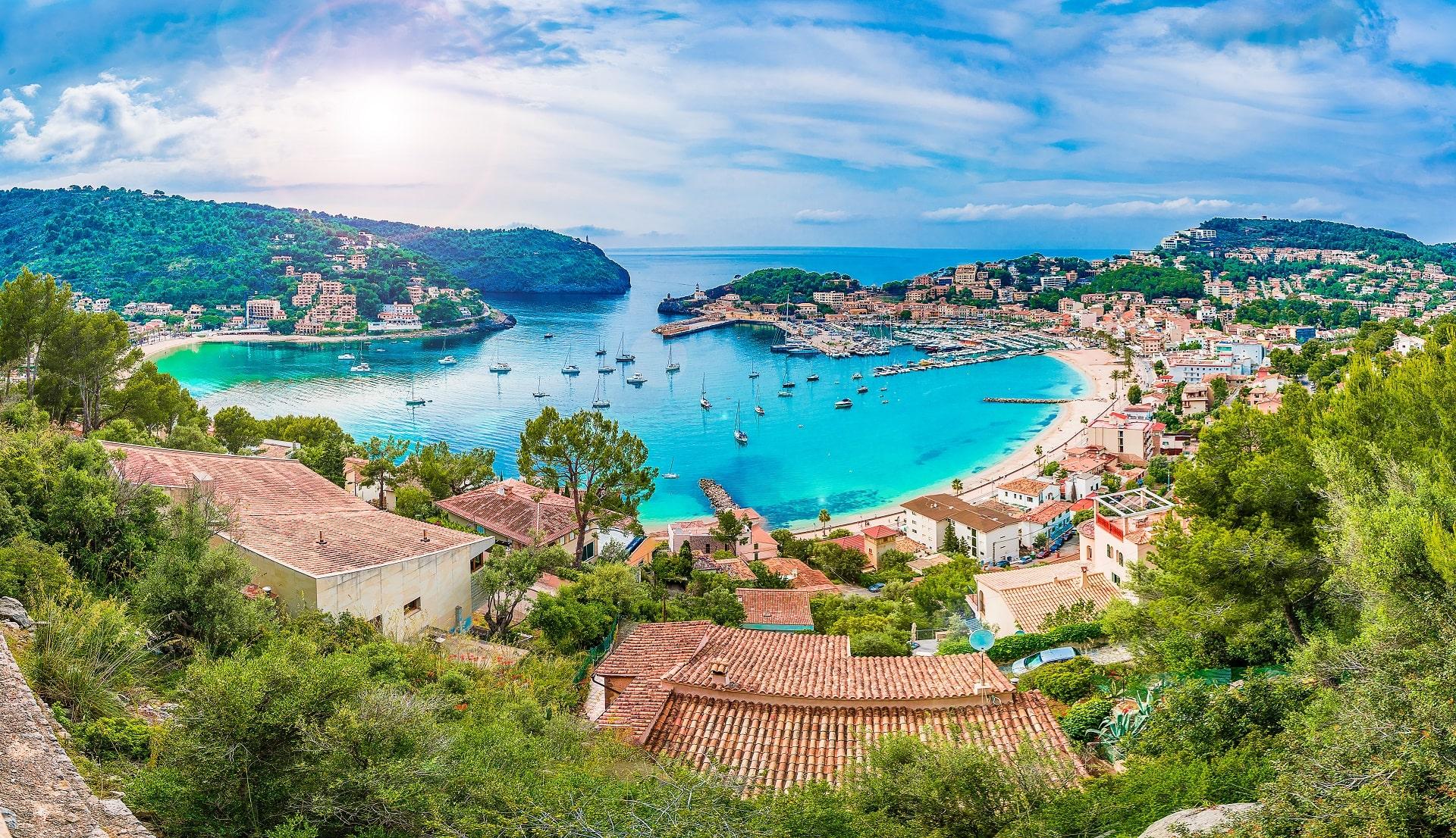 Palma-Majorca-Bay