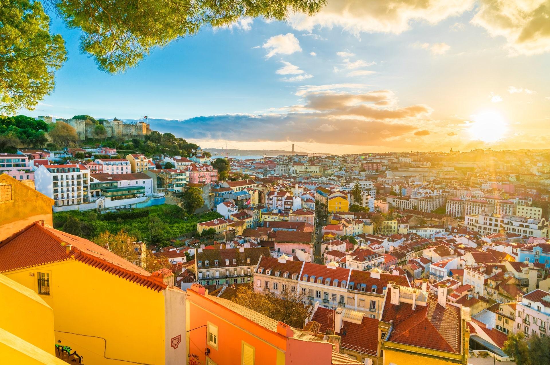 Lisbon-cityscape