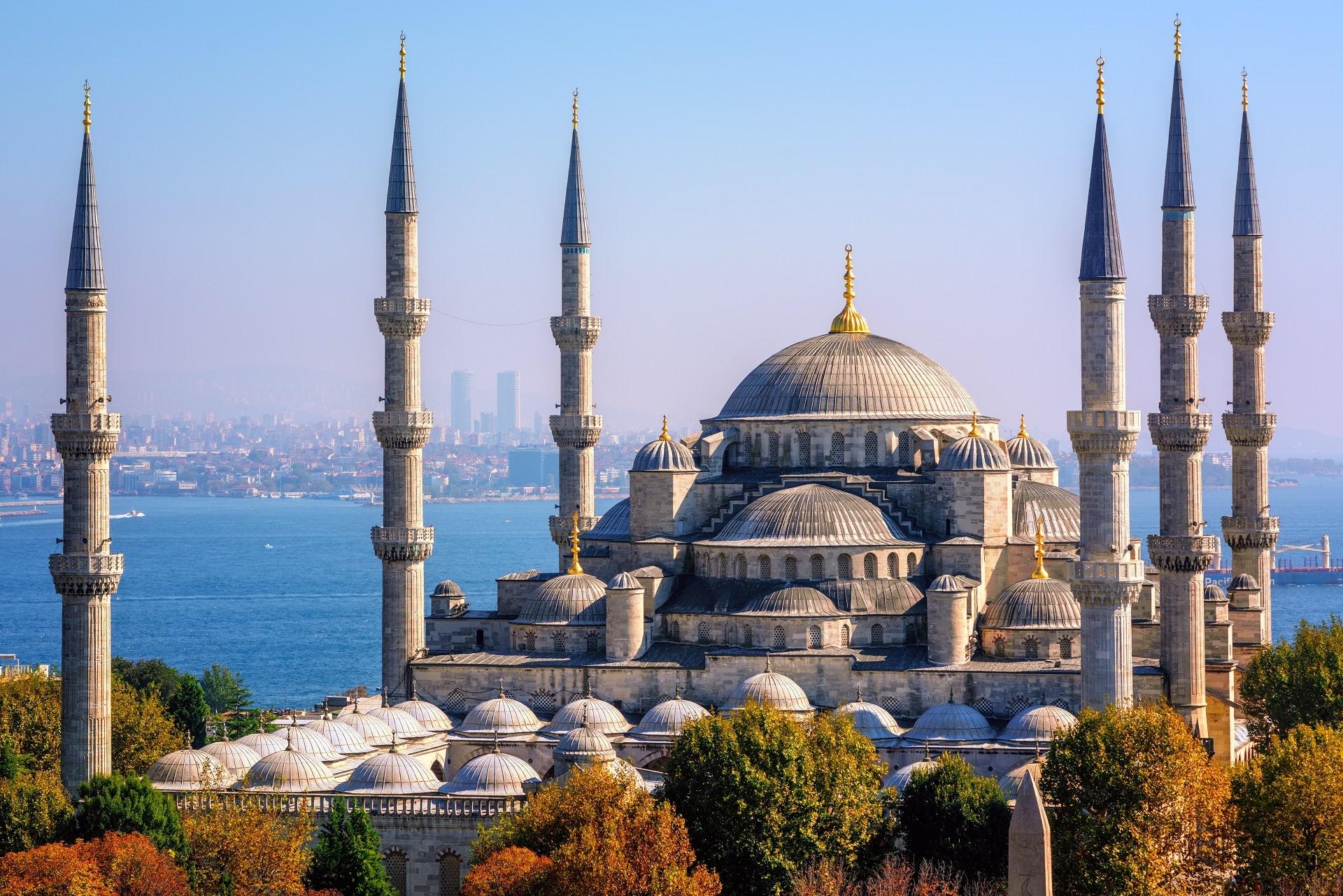 Istanbul-Turkey-Mosque