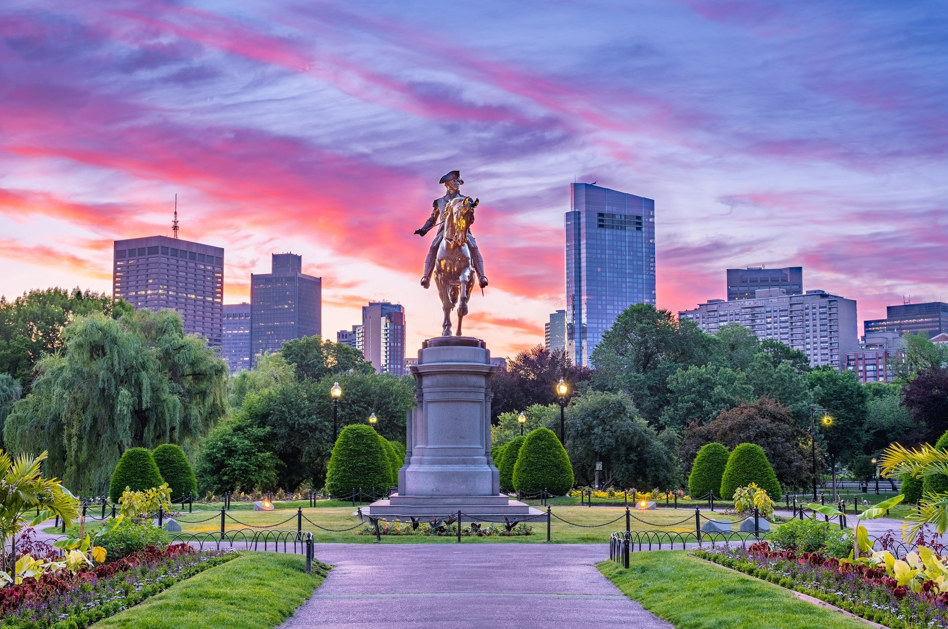 Boston-George-Washington