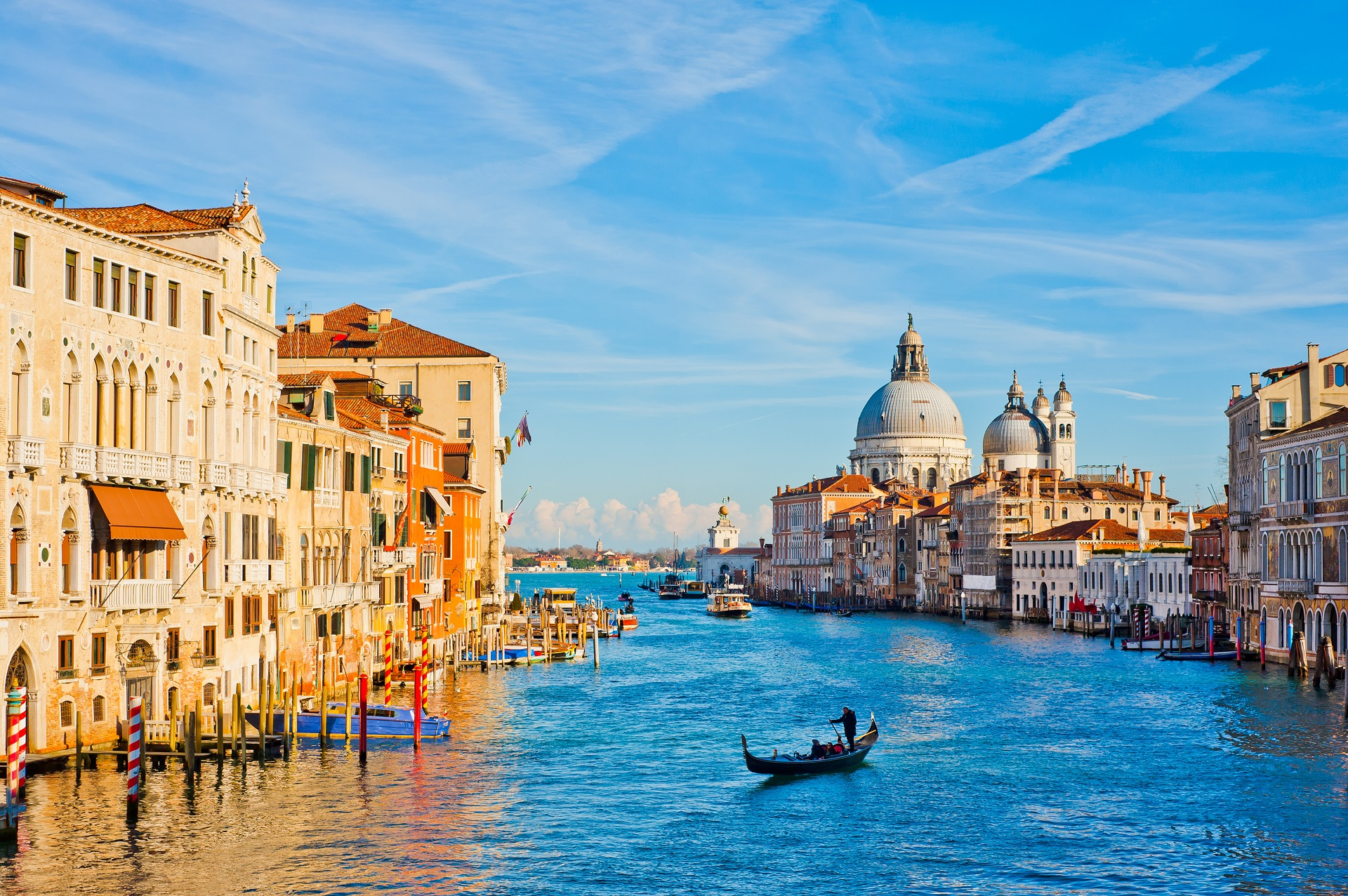 The Grand Canal, Venice, Italy_261086477