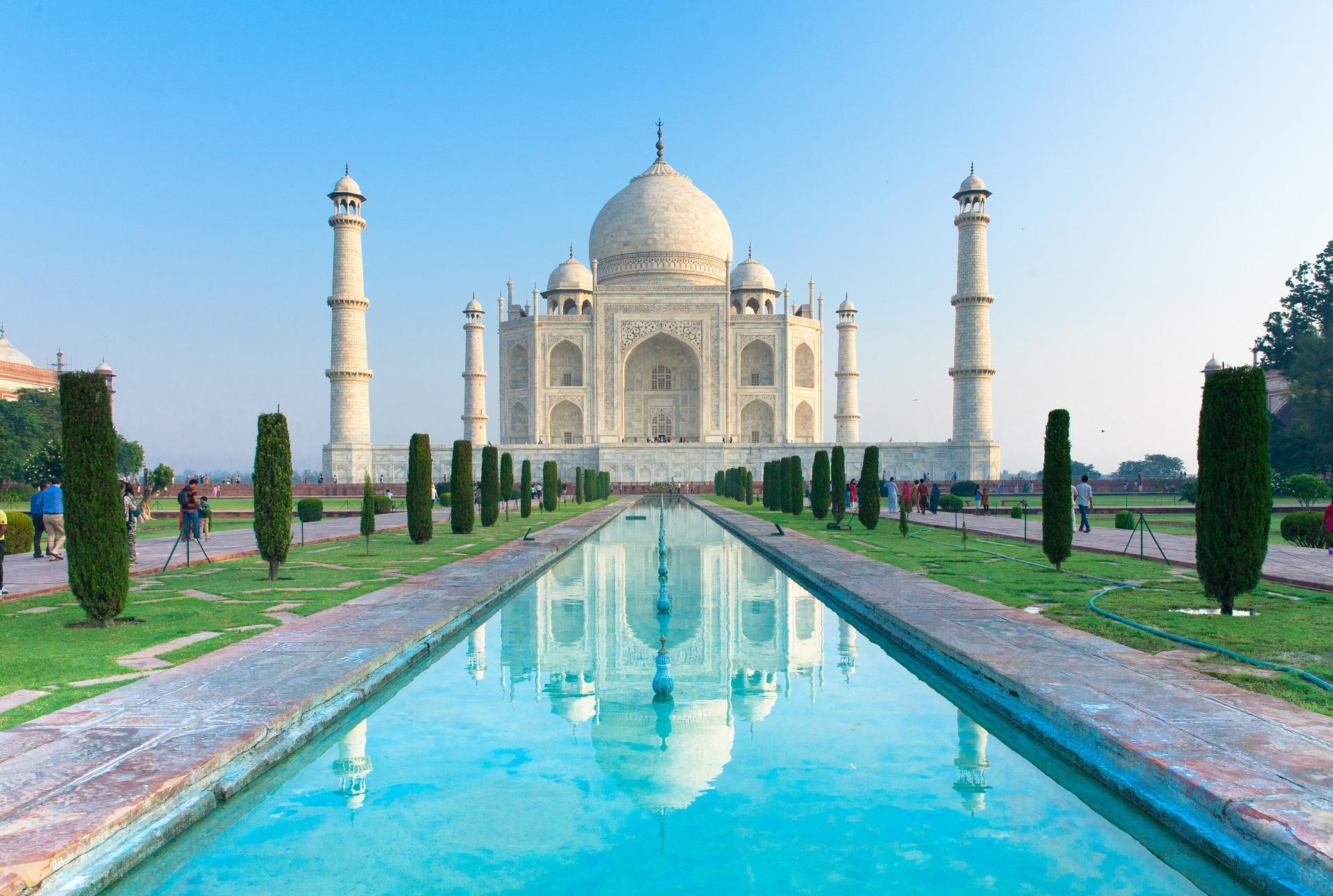Taj Mahal _243787741