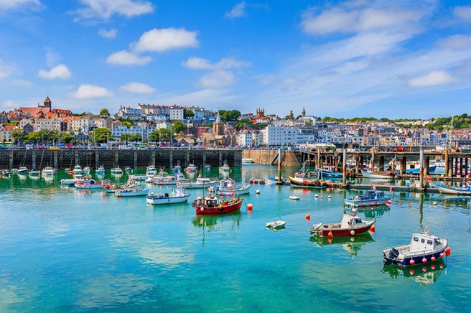 St Peter Port, Guernsey_729069925