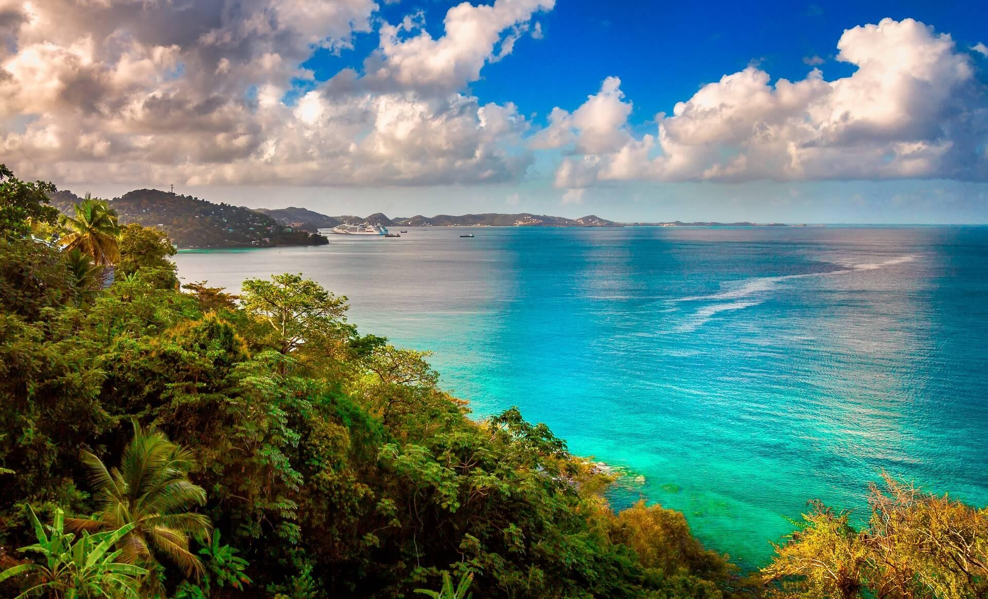 Grand Mal Bay,St George, Grenada_1181869309