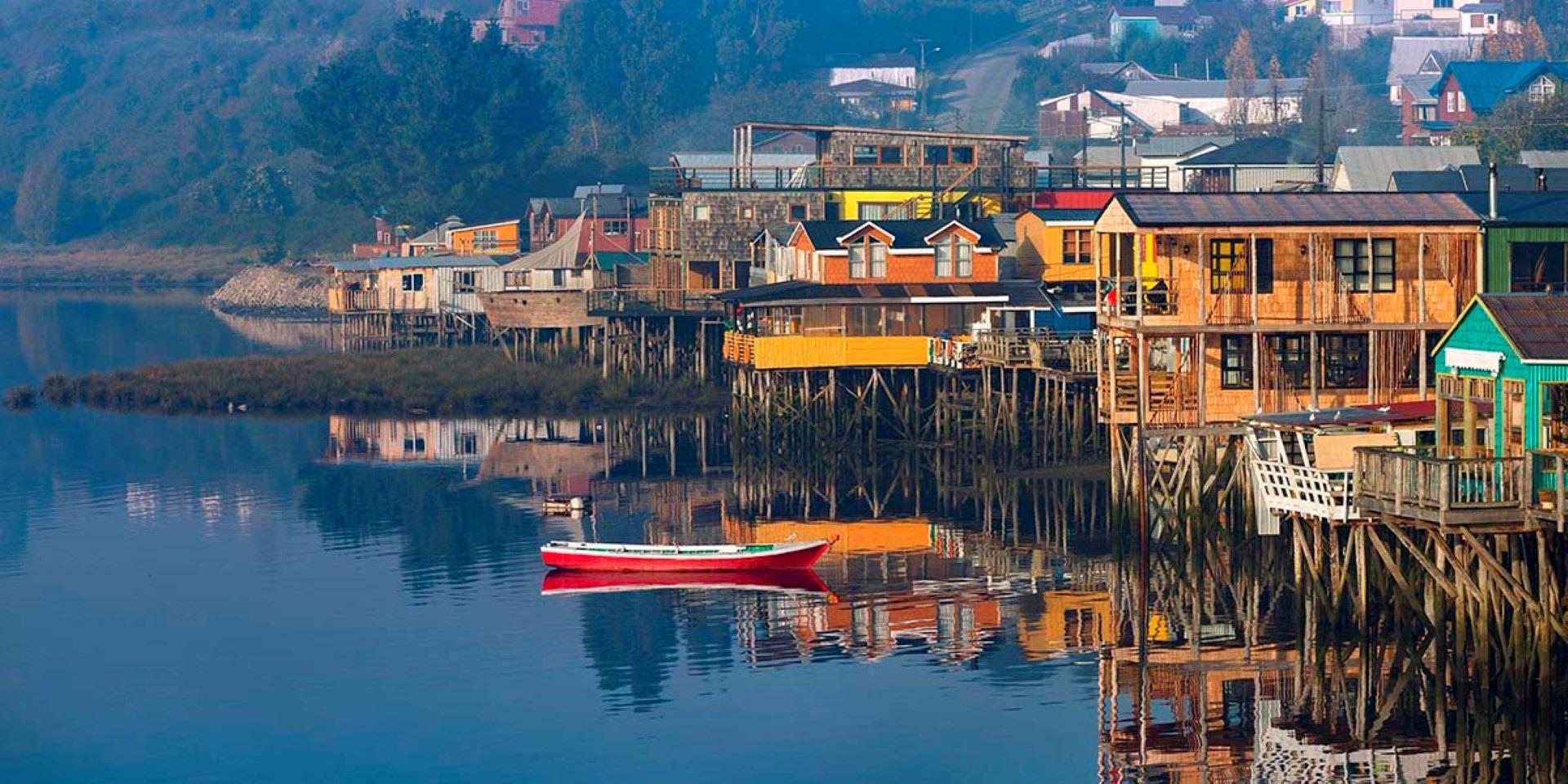 Castro City Chile