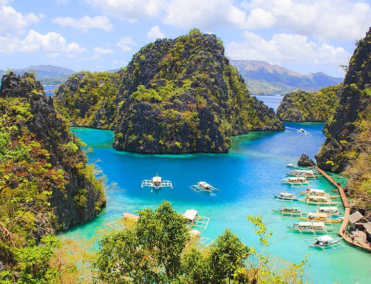 Coron, Philippines_425992945