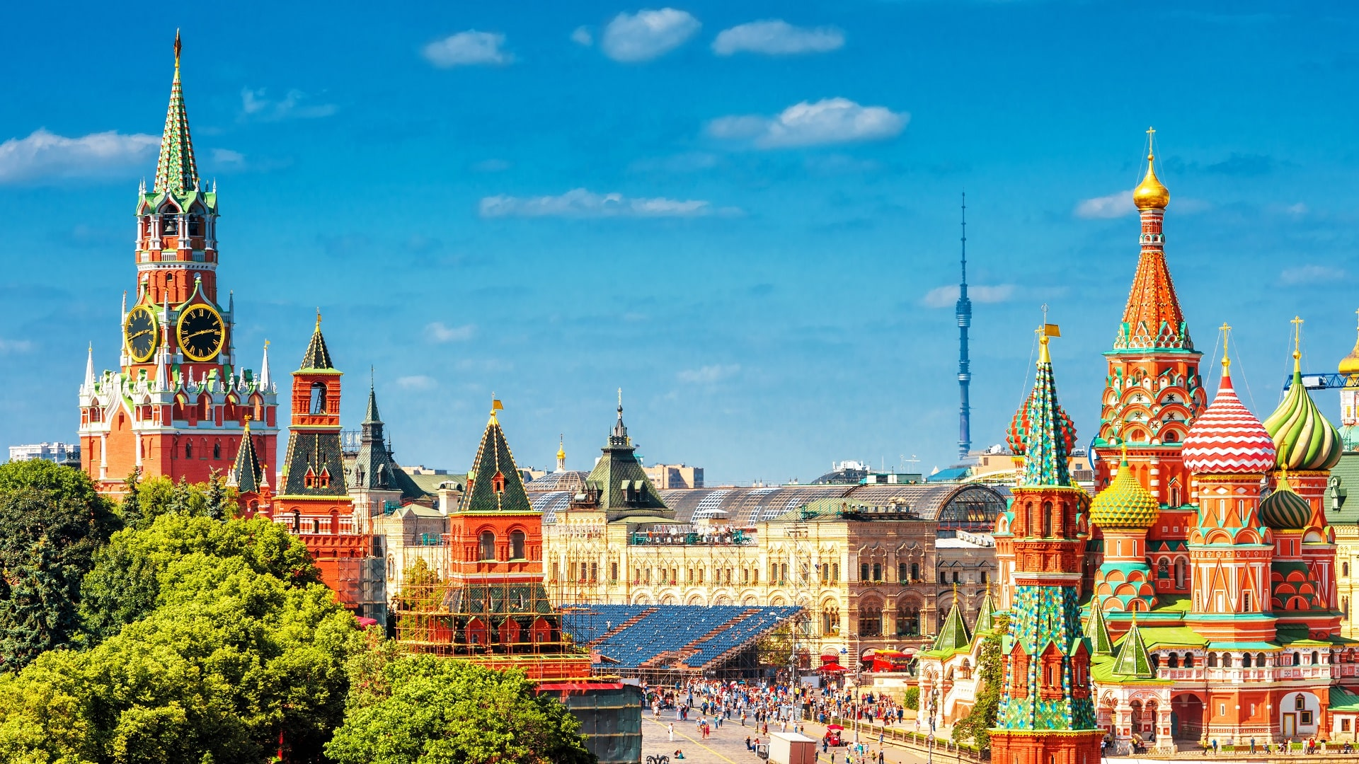 Moscow-Kremlin-Russia