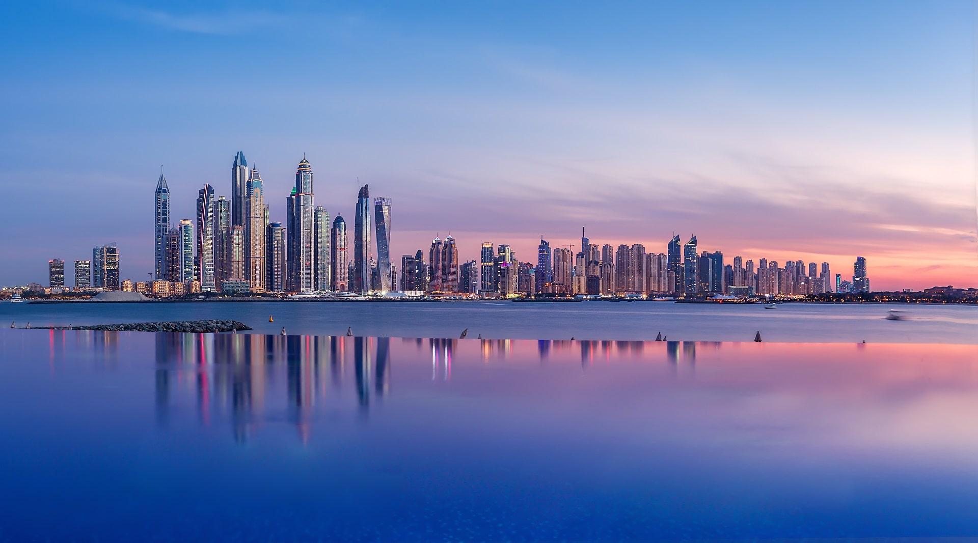 Dubai-Panorama