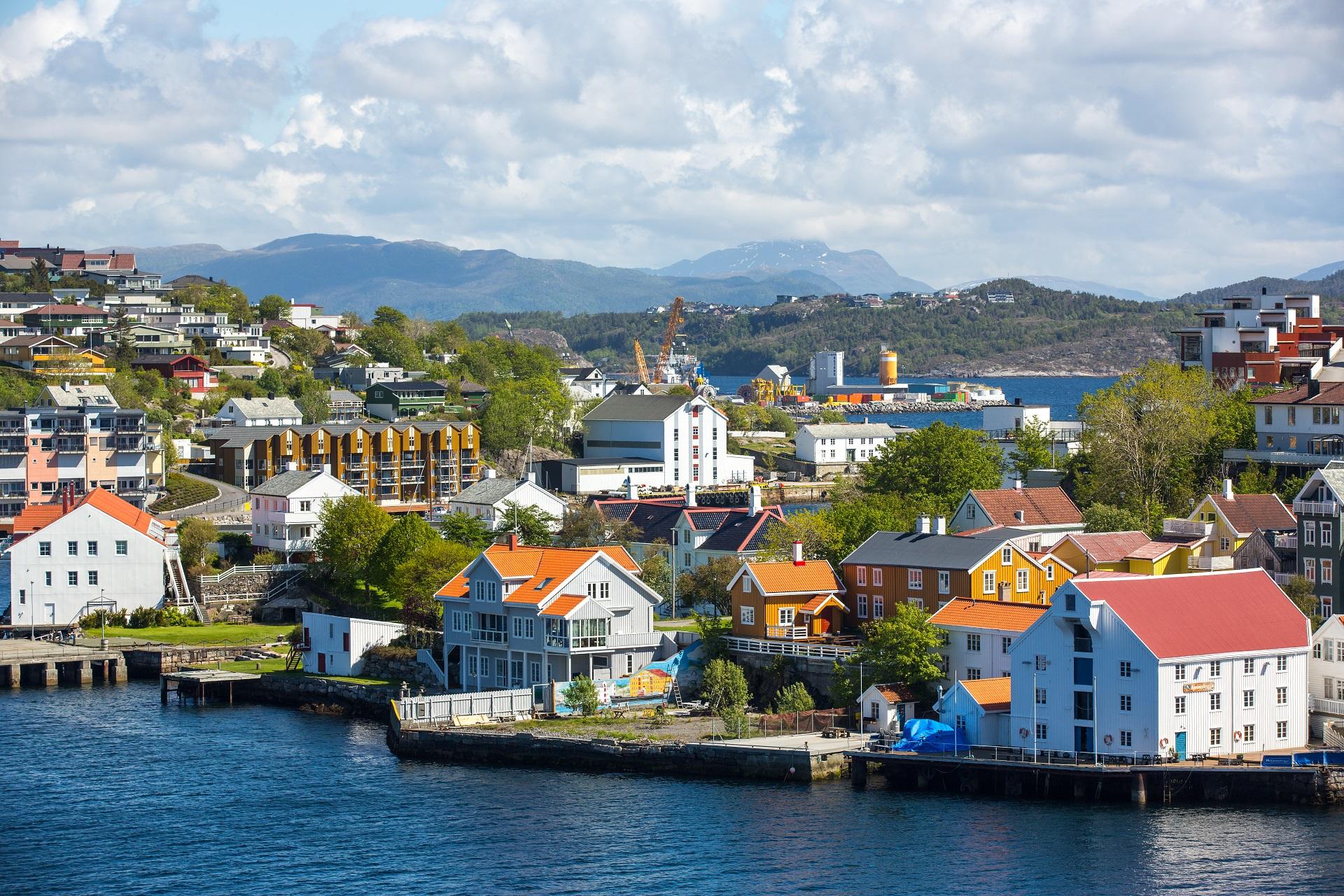 Kristiansund, Norway_365159447