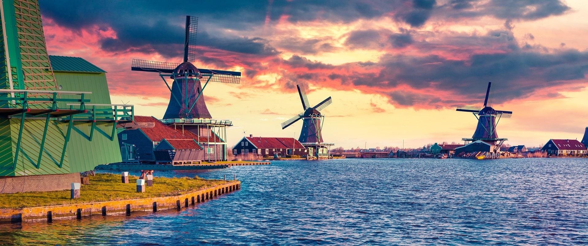Zaandam. Netherlands