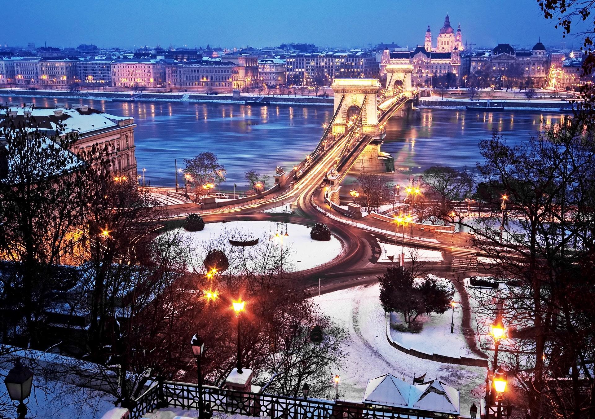 Budapest Christmas