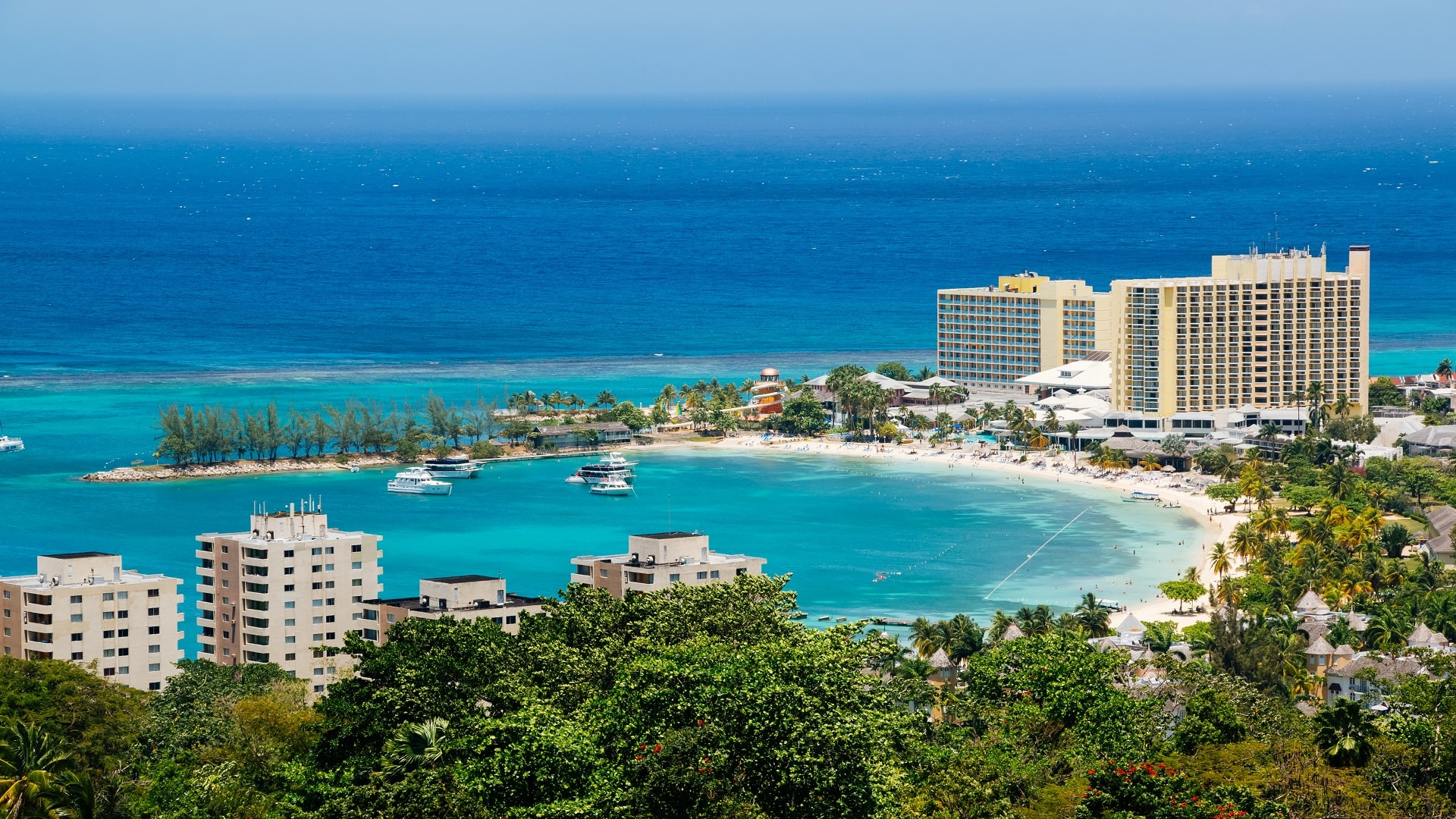 Ocho Rios Bay, Jamaica