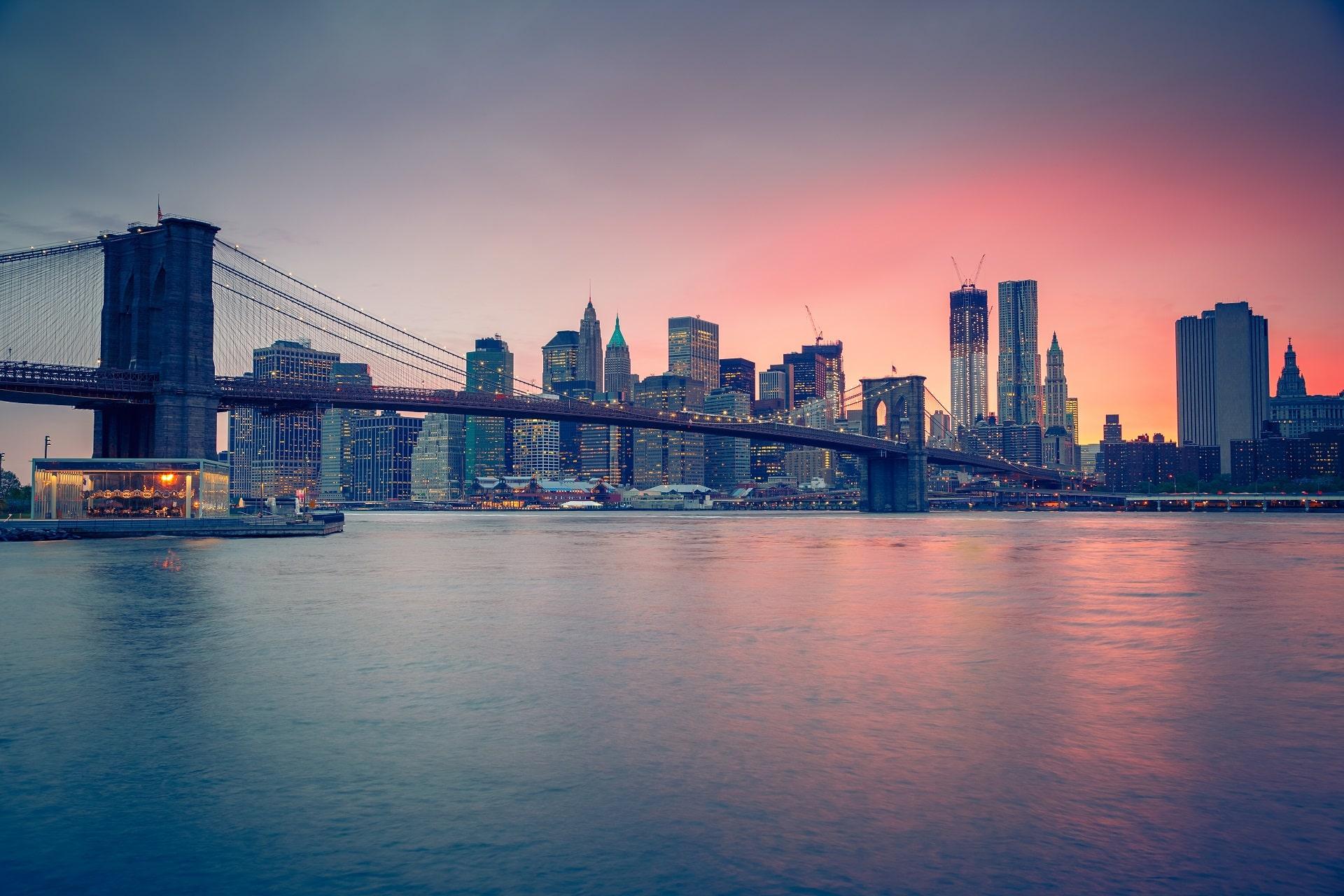 New-York-Dusk