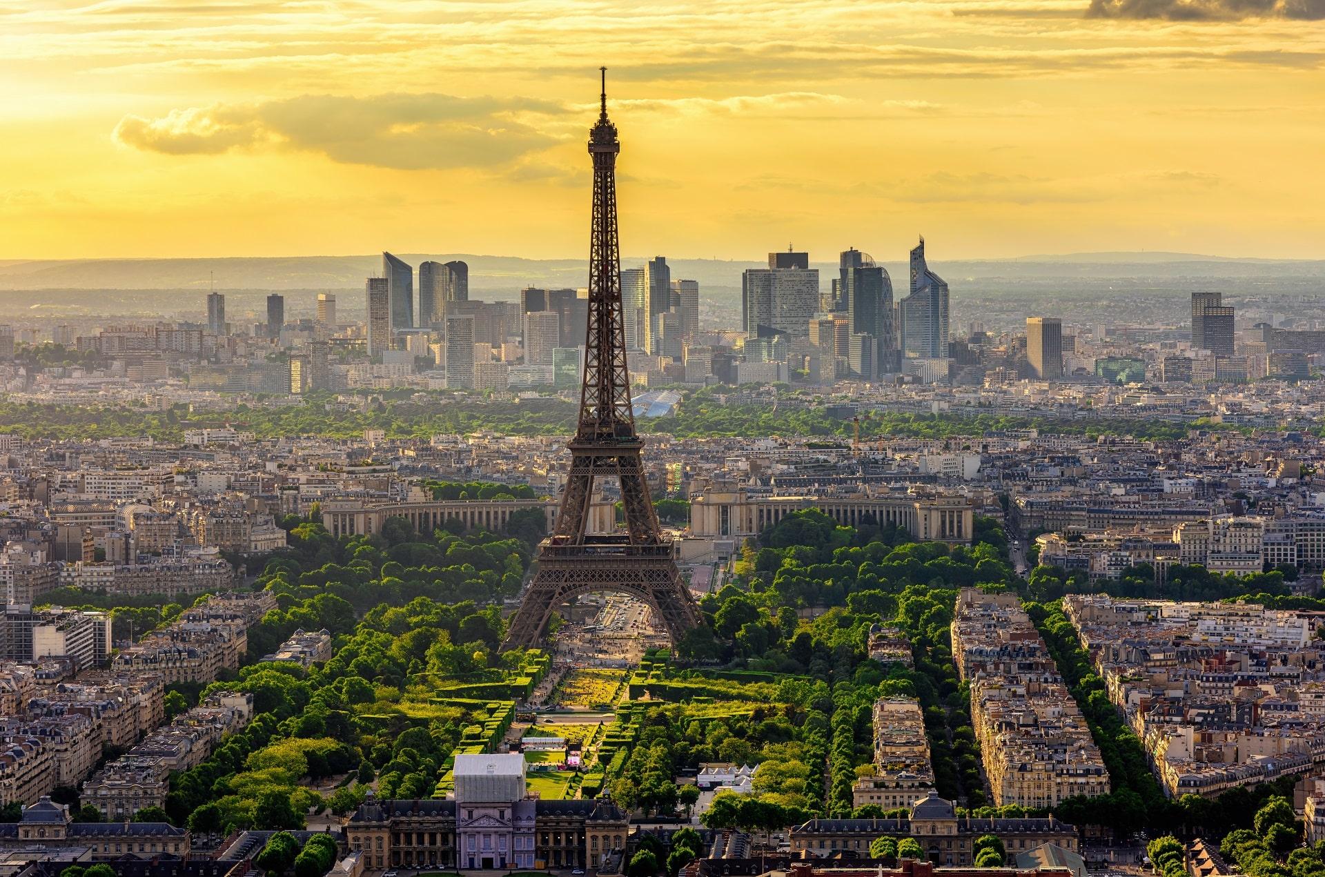 Paris-Aerial-France