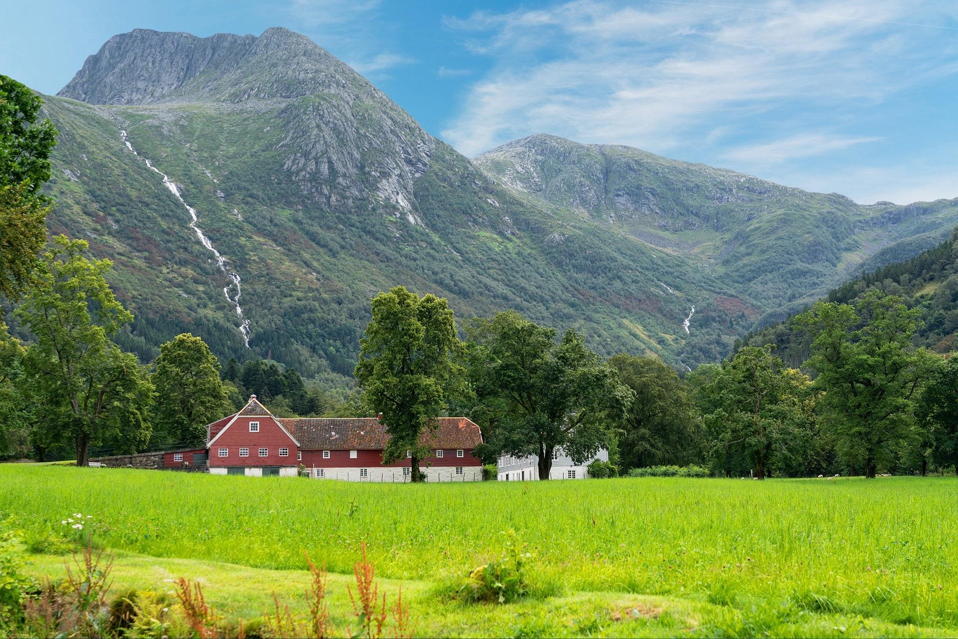 Rosendal-Norway