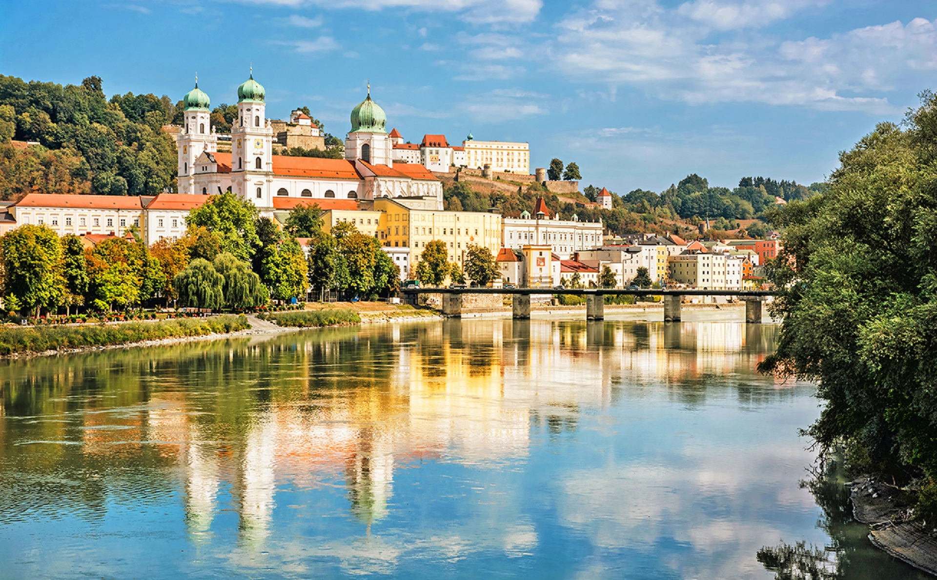 Passau, Germany_406769341