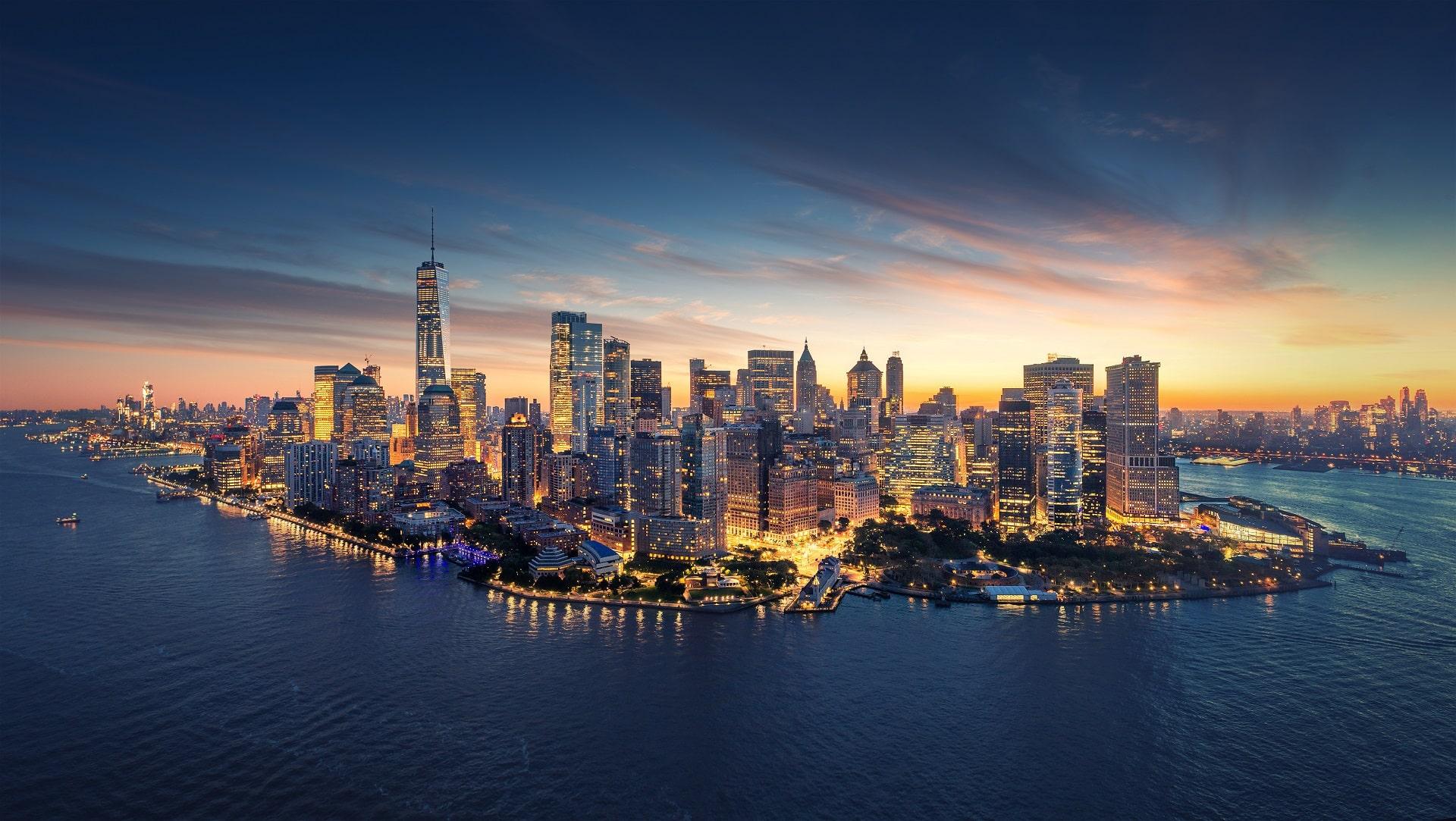 New-York-Sunrise