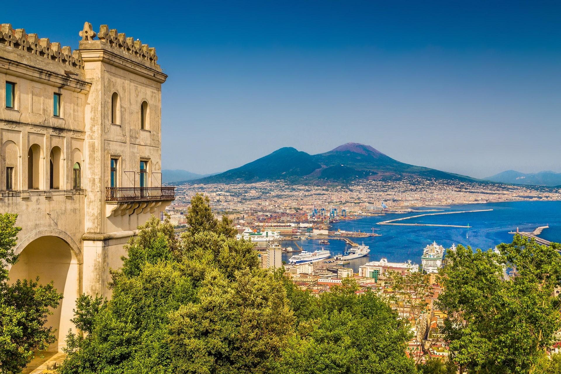 Naples-Mt-Vesuvius-Italy