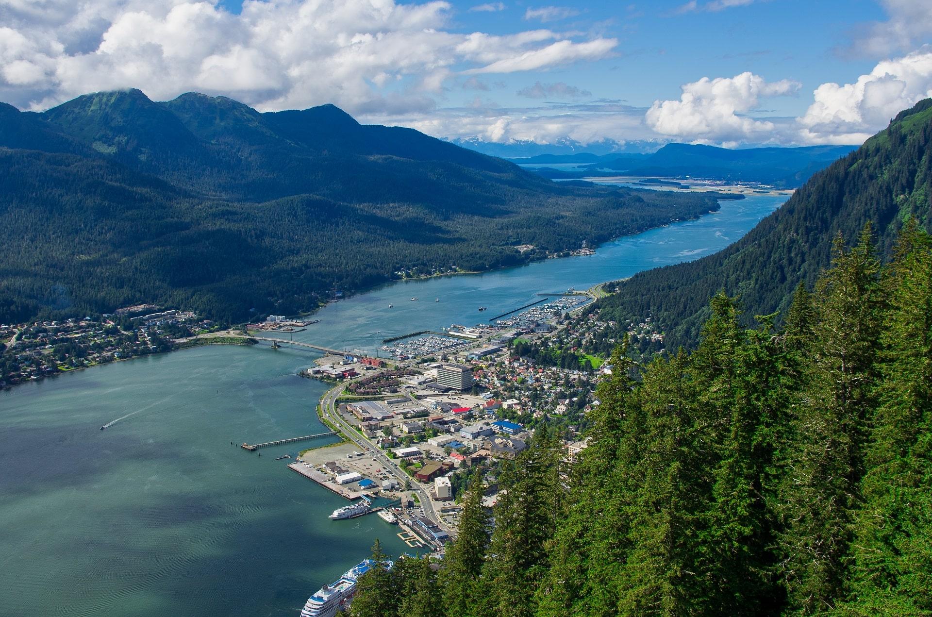 Juneau-Aerial-Alaska