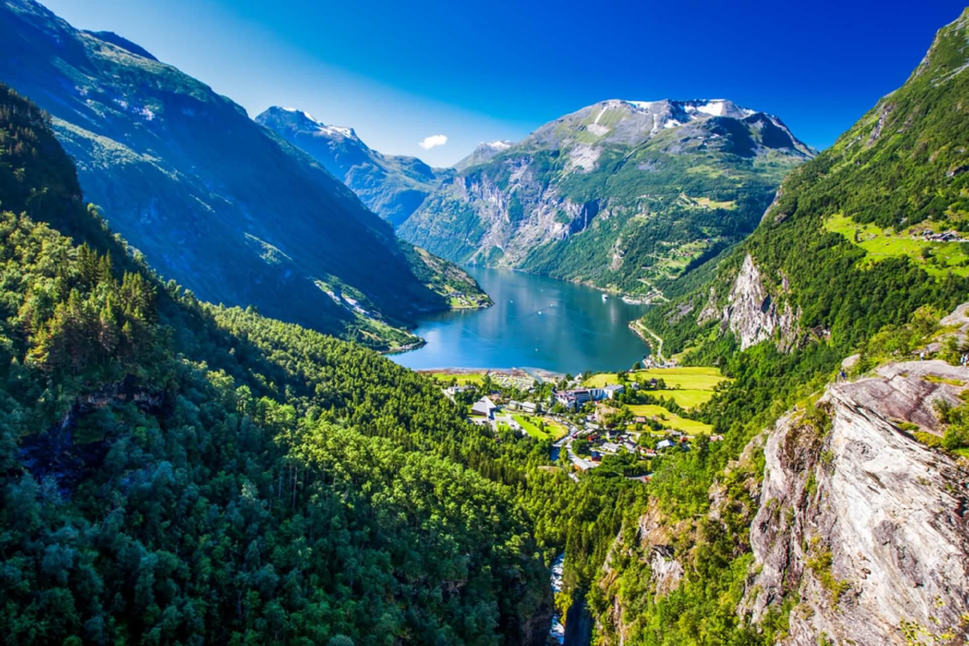 Geiranger-Norway