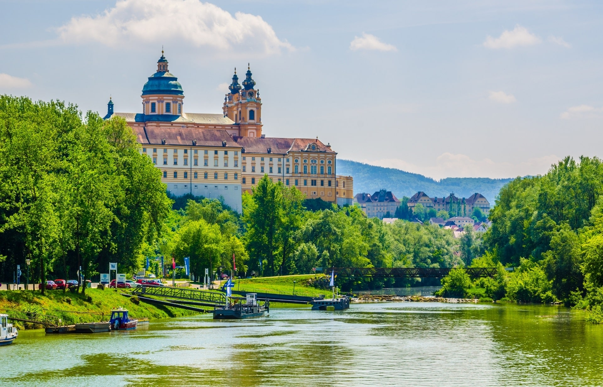Melk-Austria-Abbey