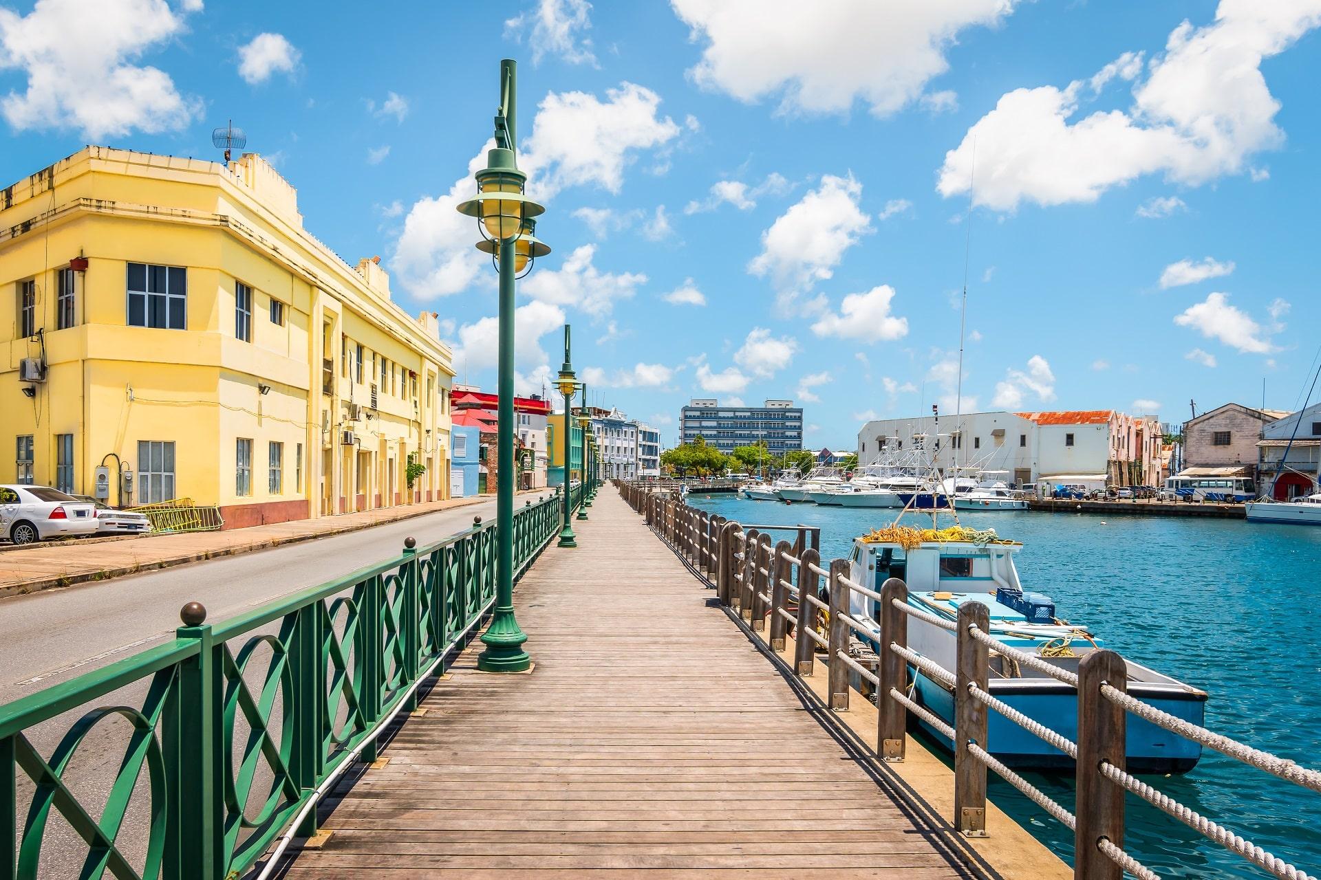 Bridgetown-Promenade-Barbados