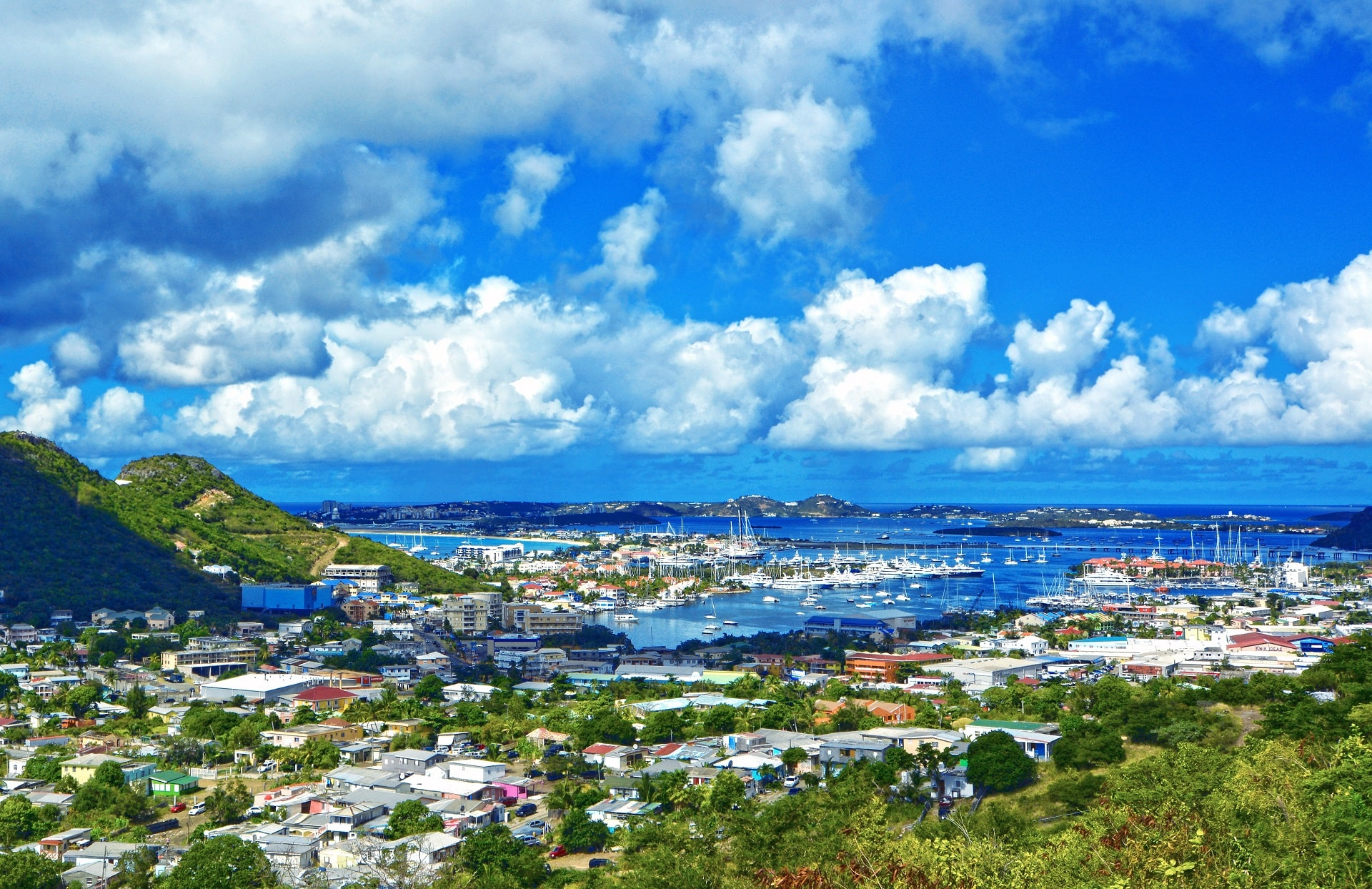 Philipsburg-Harbour-St-Maarten