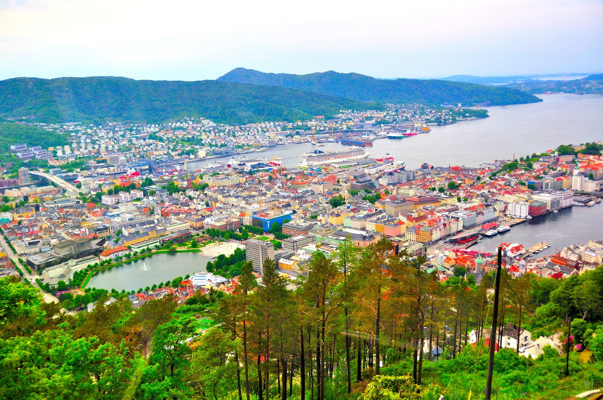 Bergen-Aerial-View-Norway