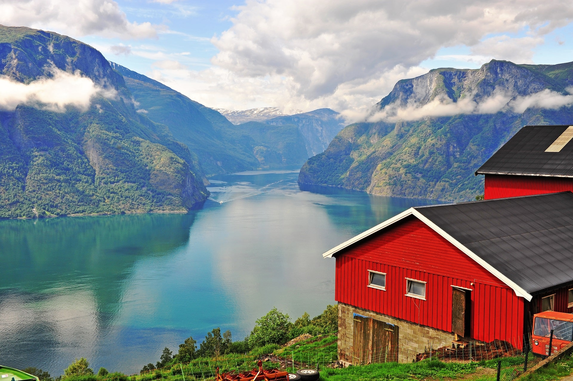 Sognefjord-Norway