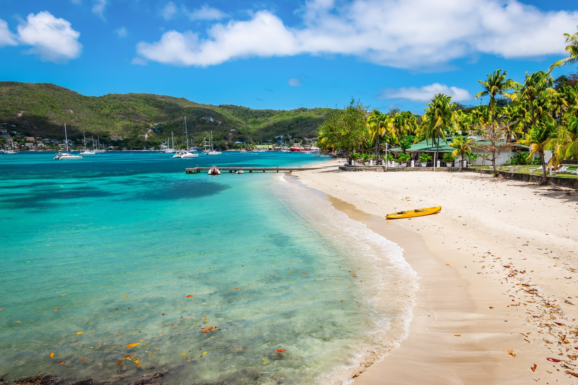 Bequia-St-Vincent-Grenadines